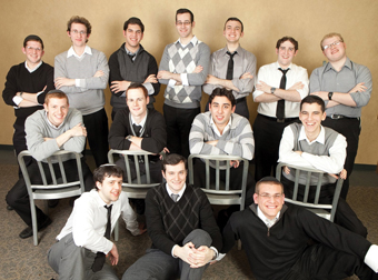 Meet The Maccabeats photo